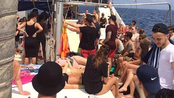 Jugendreisen nach Lloret de Mar