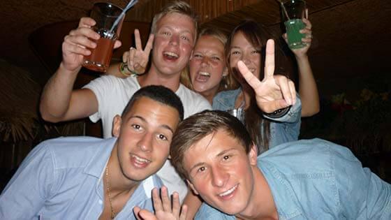 Jugendreisen nach Malgrat de Mar