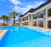 3 Sterne  Hotel Alaaddin Beach in Alanya - Ansicht 4