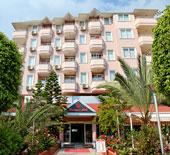 3 Sterne  Hotel Aska Hotel Kleopatra Beste in Alanya - Ansicht 1