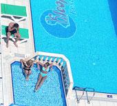 3 Sterne  Hotel Aska Hotel Kleopatra Beste in Alanya - Ansicht 4