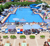 4 Sterne  Hotel Blue Star in Alanya - Ansicht 3
