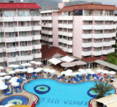 4 Sterne  Hotel Kahya in Alanya - Ansicht 3