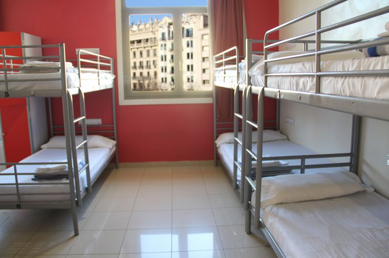 2 Sterne  Hostel Hostal Centric Point Barcelona in Barcelona - Ansicht 1