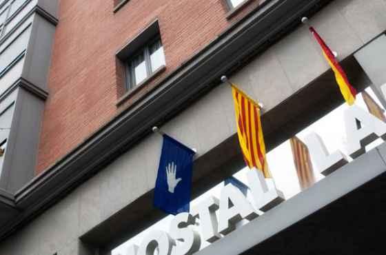 2 Sterne  abireisen Lami in Barcelona