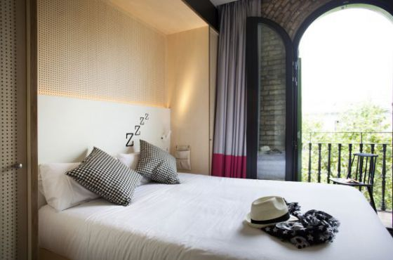 2 Sterne  staedtereisen TOC Hostel in Barcelona