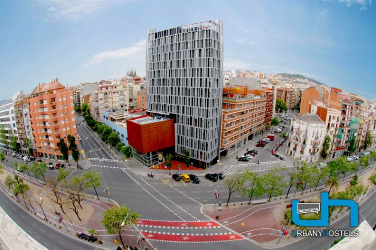 1 Sterne  Hotel Urbany Hostel in Barcelona - Ansicht 1