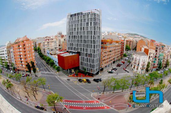 1 Sterne  abireisen Urbany Hostel in Barcelona