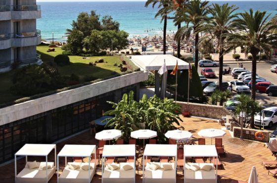 5 Sterne  partyurlaub Serrano Palace in Cala Ratjada