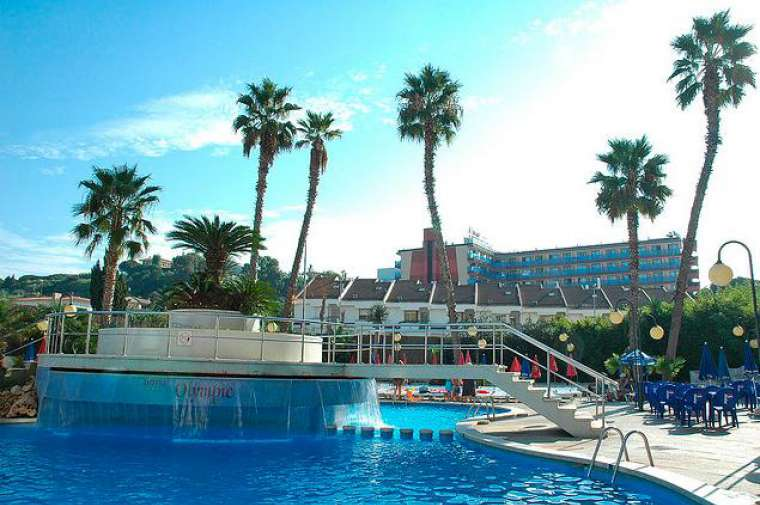 3 Sterne  Hotel ABI-CLUB H·TOP Olympic in Calella - Ansicht 1