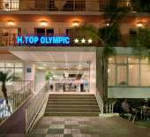 3 Sterne  Hotel ABI-CLUB H·TOP Olympic in Calella - Ansicht 3