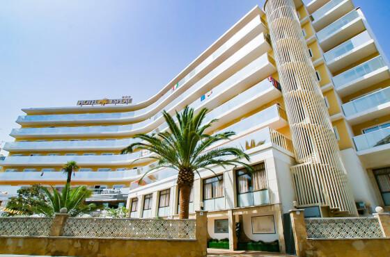 3 Sterne  partyurlaub Bon Repos in Calella