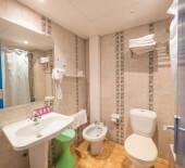 3 Sterne  Hotel Checkin Garbi in Calella - Ansicht 2