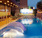 3 Sterne  Hotel Checkin Garbi in Calella - Ansicht 4