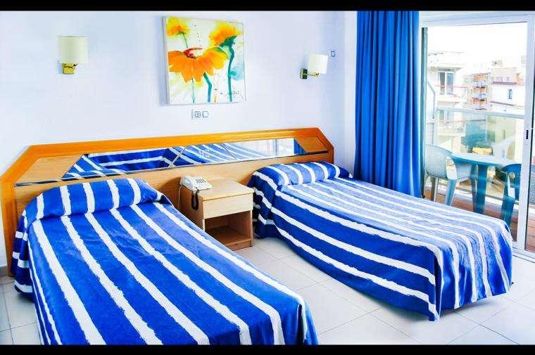 3 Sterne  Hotel Esplai in Calella - Ansicht 1