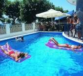 3 Sterne  Hotel Haromar in Calella - Ansicht 4