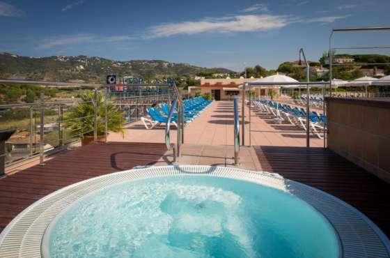 4 Sterne  abireisen H·TOP Calella Palace in Calella