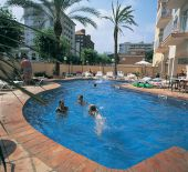 4 Sterne  Hotel Les Palmeres in Calella - Ansicht 4