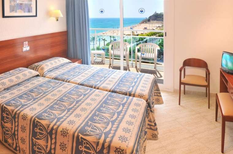 3 Sterne  Hotel Marítim in Calella - Ansicht 1