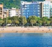 3 Sterne  Hotel Marítim in Calella - Ansicht 6