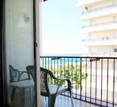 3 Sterne  Hotel Mont Rosa in Calella - Ansicht 5
