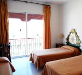 3 Sterne  Hotel Mont Rosa in Calella - Ansicht 6