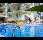 3 Sterne  Hotel Terramar in Calella - Ansicht 2