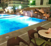 3 Sterne  Hotel Terramar in Calella - Ansicht 4