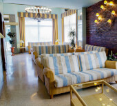 3 Sterne  Hotel Terramar in Calella - Ansicht 5