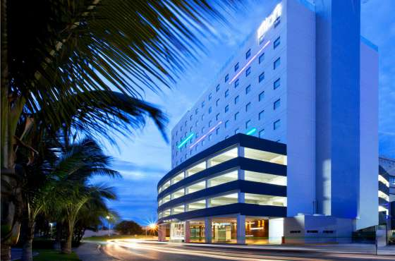 5 Sterne Hotel Aloft in Cancún