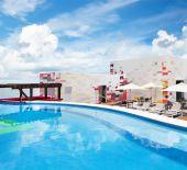 4 Sterne  Hotel Aloft in Cancún - Ansicht 3