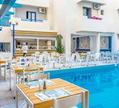 3 Sterne  Hotel Central Hersonissos in Chersonissos - Ansicht 3
