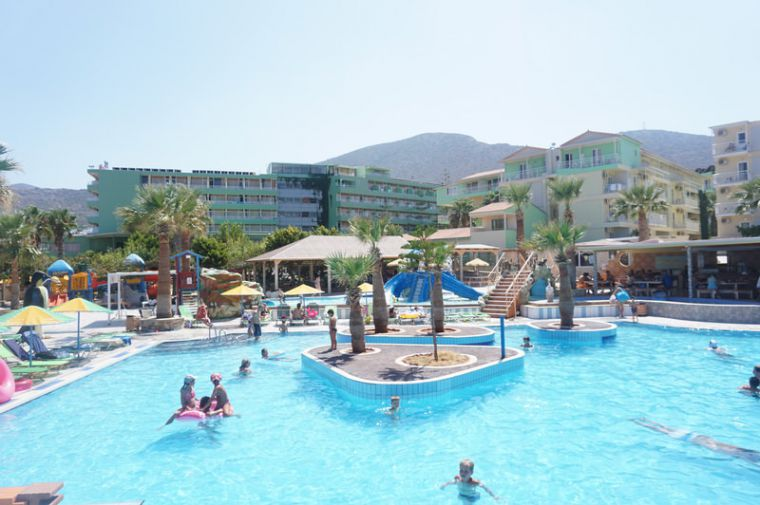 4 Sterne  Hotel Eri Beach & Village in Chersonissos - Ansicht 1