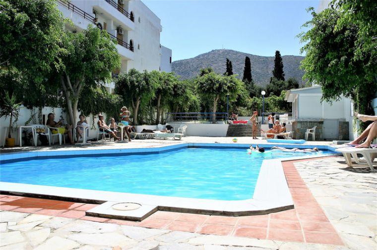 2 Sterne + Hotel Iro in Chersonissos - Ansicht 1
