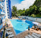 4 Sterne  Hotel Aphrodite in Goldstrand - Ansicht 1