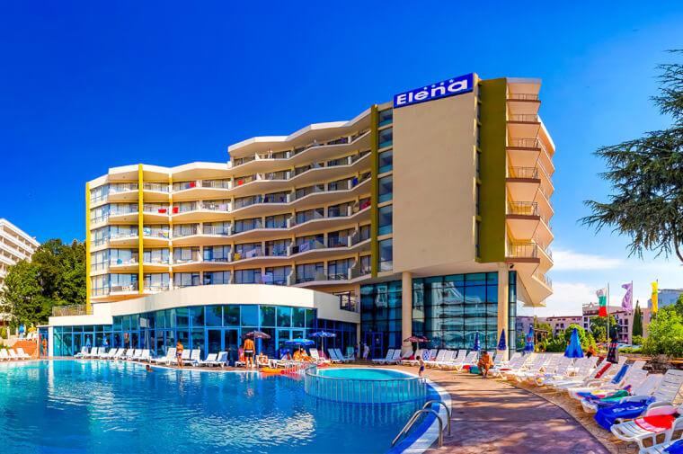 4 Sterne  Hotel Elena in Goldstrand - Ansicht 1