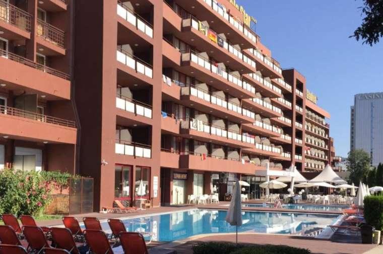 3 Sterne  Hotel Gladiola in Goldstrand - Ansicht 1
