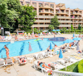 3 Sterne  Hotel Perla in Goldstrand - Ansicht 1