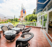 3 Sterne  Hotel Perla in Goldstrand - Ansicht 5