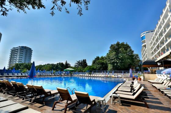 4 Sterne  partyurlaub Sofia in Goldstrand
