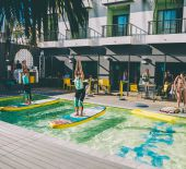 2 Sterne  Hotel Amistat Island Hostel in Ibiza - Ansicht 1