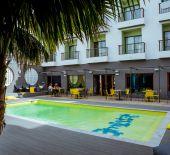 2 Sterne  Hotel Amistat Island Hostel in Ibiza - Ansicht 2