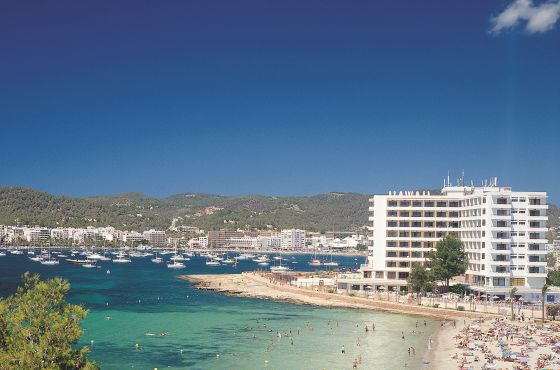 4 Sterne  jugendreisen Intertur Hawaii in Ibiza