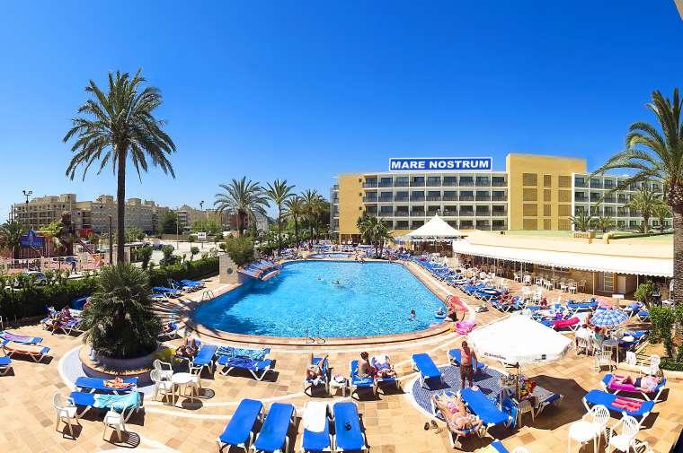 3 Sterne + Hotel Mare Nostrum in Ibiza - Ansicht 1