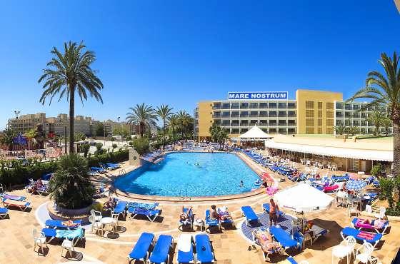 2 Sterne  abireisen Mare Nostrum in Ibiza
