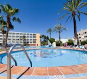 2 Sterne  Hotel Mare Nostrum in Ibiza - Ansicht 5