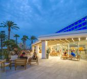 4 Sterne  Hotel The New Algarb in Ibiza - Ansicht 5