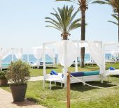 3 Sterne  Hotel The New Algarb in Ibiza - Ansicht 6