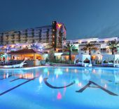 5 Sterne  Hotel Ushuaia in Ibiza - Ansicht 1