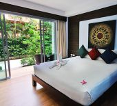 3 Sterne  Hotel Ark Bar Beach Resort in Koh Samui - Ansicht 1